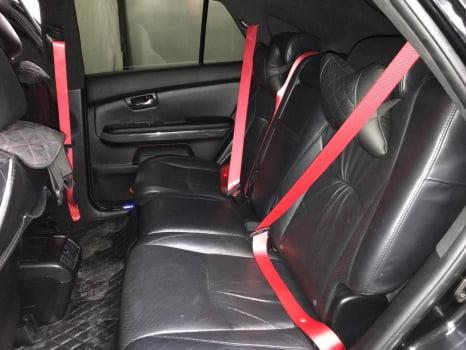 Lexus RX 400h . Пошив коврика_3