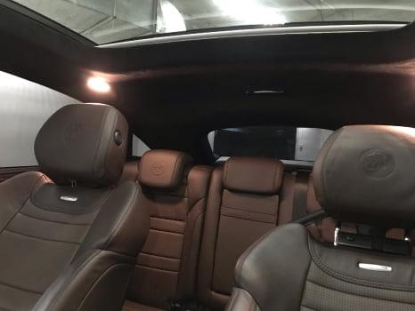 Mercedes-Benz GLC. Перетяжка салона_1