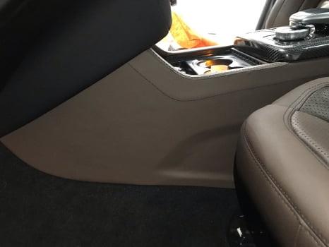 Mercedes-Benz GLC. Перетяжка салона_2