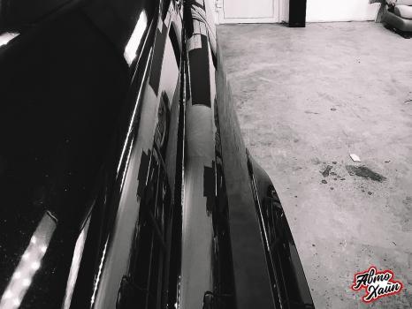 Mercedes-Benz GL. Полировка и керамика_8