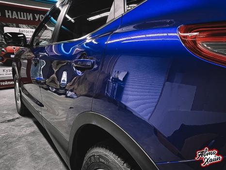 Nissan Qashqai. Покрытие кузова керамикой _2