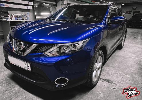 Nissan Qashqai. Покрытие кузова керамикой _6