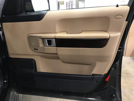 Range Rover шумоизоляция_6