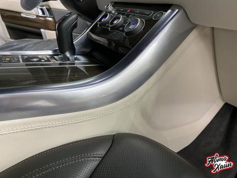 Range Rover Sport. Перетяжка руля_4