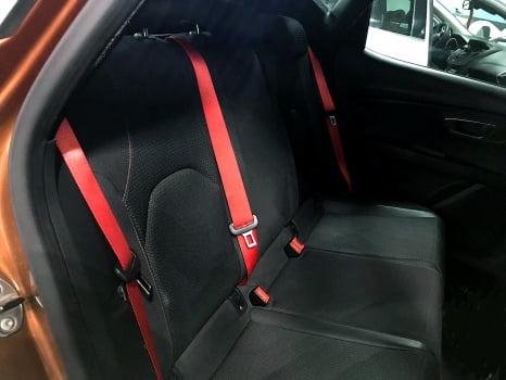 Seat Leon перетяжка руля_3