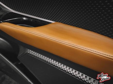 Toyota C-HR. Перетяжка сидений и подлокотников_10