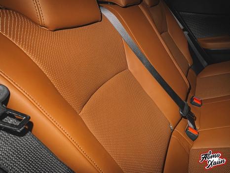 Toyota C-HR. Перетяжка сидений и подлокотников_9