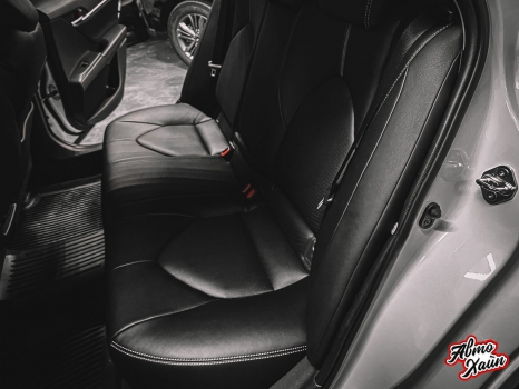 Toyota Camry. Перетяжка салона_3
