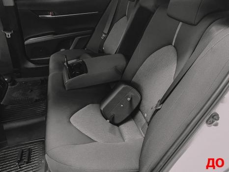 Toyota Camry. Перетяжка салона_9