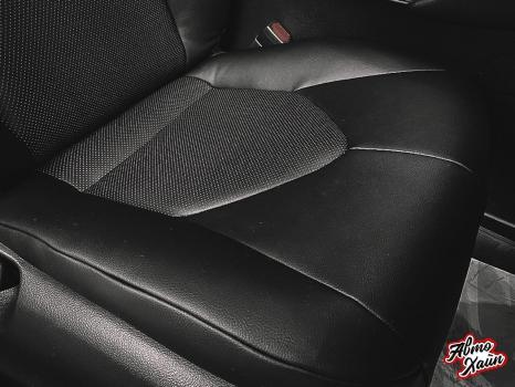 Toyota Camry XV70. Перетяжка сидений_5