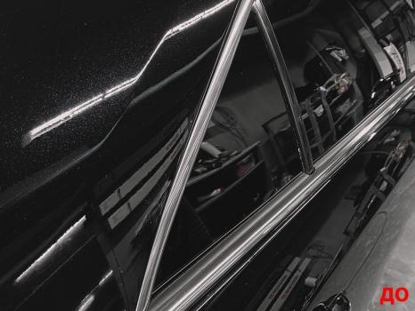 Toyota Camry XV70. Полировка кузова _4
