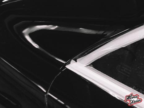 Toyota Camry XV70. Полировка кузова _5