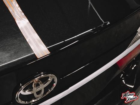Toyota Camry XV70. Полировка кузова _6