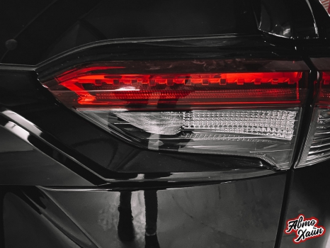 Toyota RAV4. Комплексная шумоизоляция_2