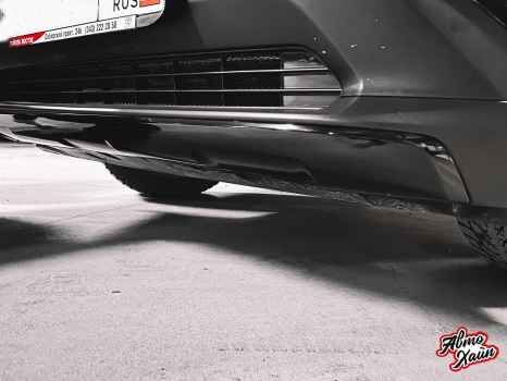 Toyota RAV4. Комплексная шумоизоляция_3