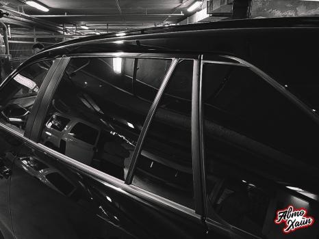 Toyota RAV4. Комплексная шумоизоляция_4