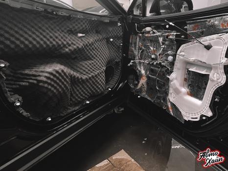 Toyota RAV4. Комплексная шумоизоляция_6