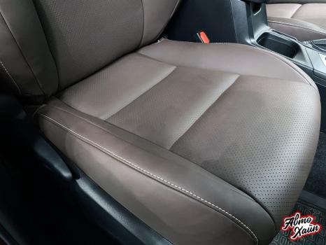 Toyota RAV4. Перетяжка сидений_5