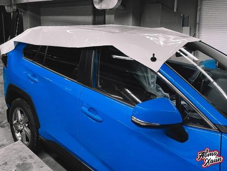 Toyota RAV4. Керамика, оклейка пленкой_6