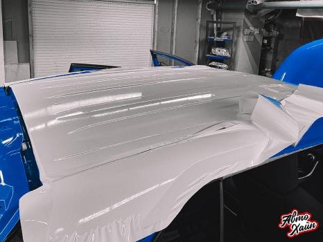 Toyota RAV4. Керамика, оклейка пленкой_8