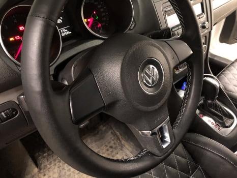 Volkswagen Golf. Пошив салона_9