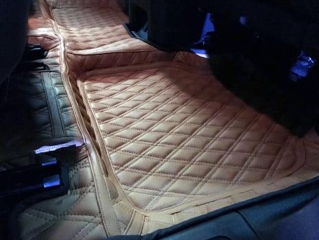 Volkswagen Teramont. Коврики_2