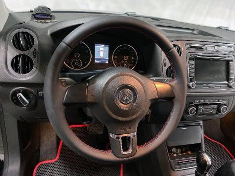 Volkswagen Tiguan. Перетяжка салона_2