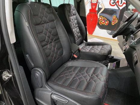 Volkswagen Tiguan. Перетяжка салона_3