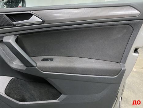 Volkswagen Tiguan. Перетяжка сидений_10