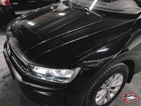 Volkswagen Tiguan. Перетяжка сидений, защита ЛКП_9