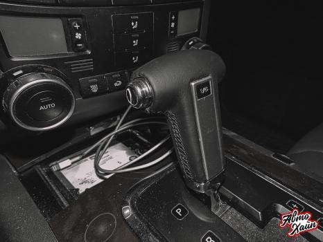 Volkswagen Touareg. Перетяжка салона_9