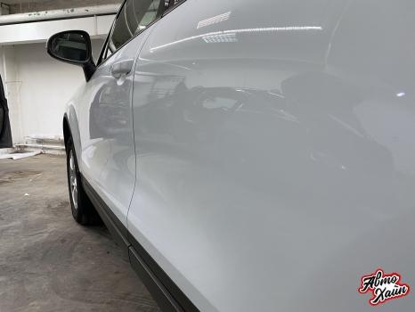 Volkswagen Touareg. Шумоизоляция и полировка_5