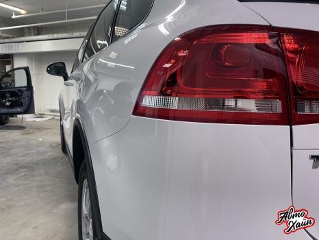 Volkswagen Touareg. Шумоизоляция и полировка_7