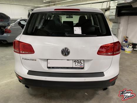 Volkswagen Touareg. Шумоизоляция и полировка_8
