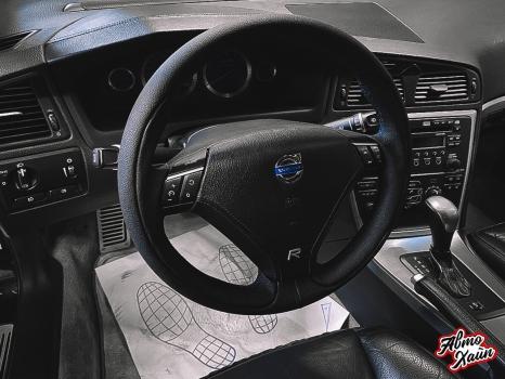 Volvo S60 R. Замена ремней, перетжка руля_2