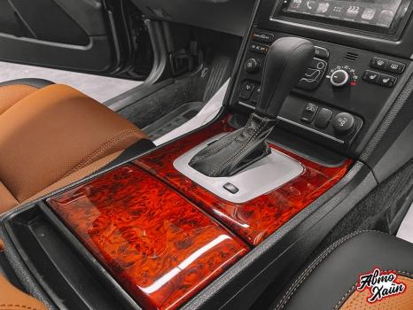 Volvo XC90. Перетяжка салона, аквапринт _10
