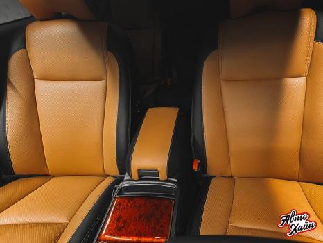 Volvo XC90. Перетяжка салона, аквапринт _4