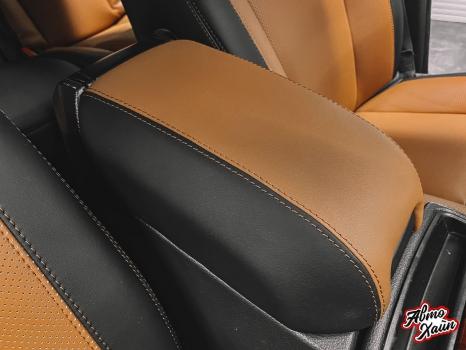 Volvo XC90. Перетяжка салона, аквапринт _5