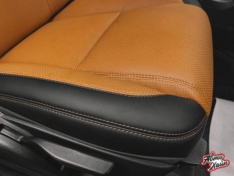 Volvo XC90. Перетяжка салона, аквапринт _6